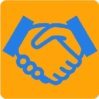 SALT Annual Conference Handshaking Image
